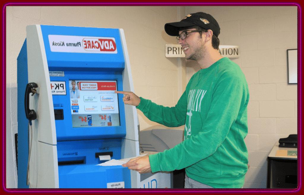 Pharmacy Terminal Prescription Filling     Pharmacy Kiosk   PK+ Remote Pharmacy Terminal
